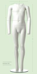 """""""NEW"""" Packshot C02 – Dětská figurína pro fotografování na e-shopy"""