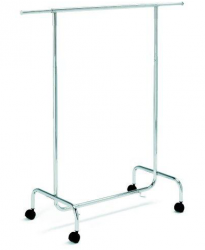 209/E konfekční štendr, šíře 143 cm, výška 150 cm