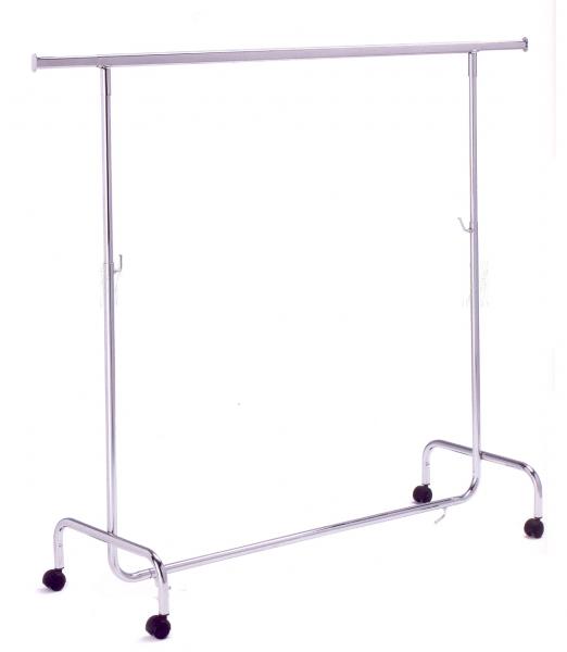 209/R/I výškově nastavitelný konfekční štendr, šířka 100 cm, výška 106-200 cm