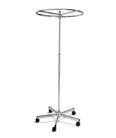 265/70 kruhový stojan (štendr) Ø 73 cm výškově nastavitelný