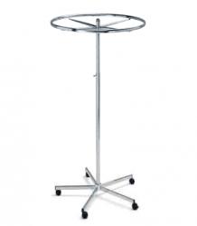 269 kruhový stojan Ø 100 cm výškově nastavitelný