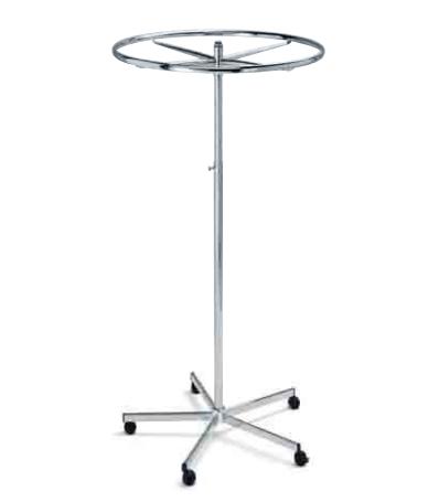 269 kruhový stojan (štendr) Ø 100 cm výškově nastavitelný