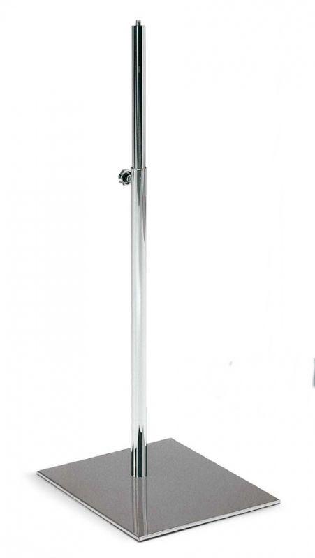 BU961100 Noha krátká, chromová pro krátké torso