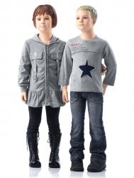 Dětské figuríny standardní