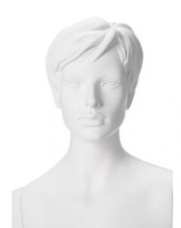 Irene 75D, postoj 2, bílá, prolisované vlasy