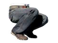 Nohy na kalhoty