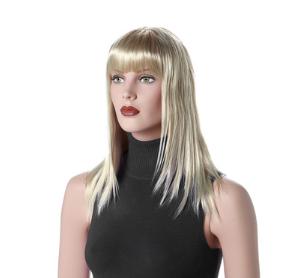 Paruka Connie, dámská, světlá blond