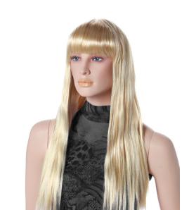 Paruka Natascha, dámská, světlá blond