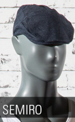 Semiro, postoj 1, pánská figurína, abstraktní hlava, šedá, nano – povrchová úprava