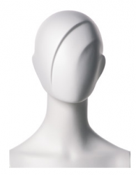 Chelsea, postoj 4, hlava Shape, bílá matná