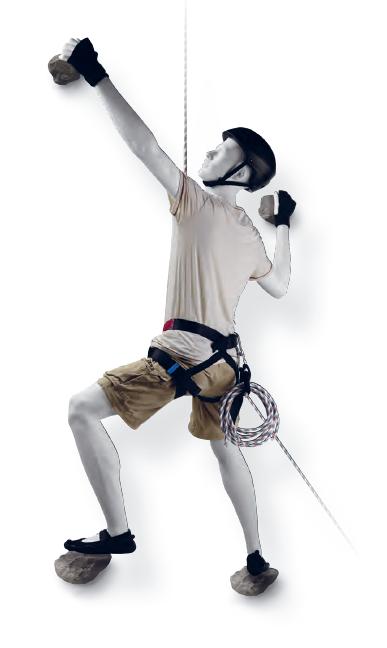 Athletix sportovní figurína, posice AHM-09, bílá