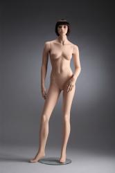 Dámská figurína Irene tělová, postoj 1, hlava na paruku