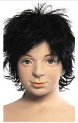Kids Club dětská figurína Joshua 12 let, hlava na paruku, tělová