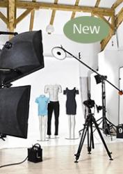 Packshot – figuríny pro fotografování na e-shopy