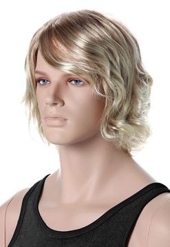 Paruka Marc, pánská, světlá blond