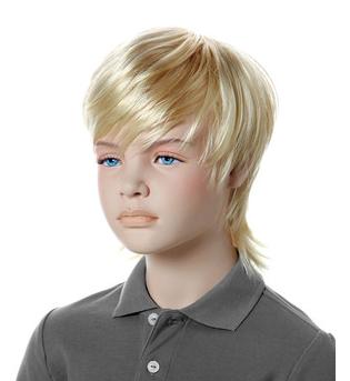 Paruka Fred, dětská, světlá blond