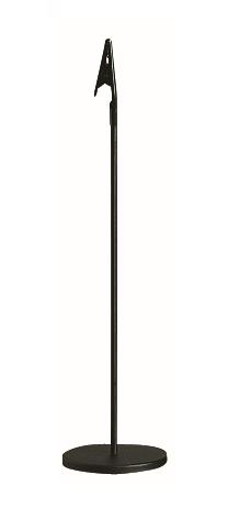 Disc - stojánek na cenovku, 100 cm, č. P160.1400.0310.1001