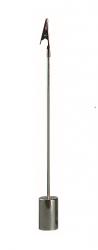 Pendel - stojánek na cenovku, 100 cm, č. P160.1400.0370.5009