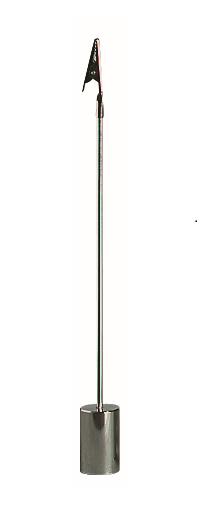 Pendel - stojánek na cenovku, 80 cm, č. P160.1400.0380.5009