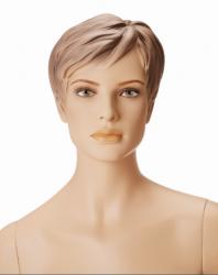 Dámská figurína Irene tělová, postoj 3, prolisované vlasy