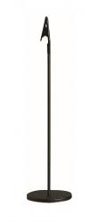 Disc - stojánek na cenovku, 40 cm, č. P160.1400.0210.1001