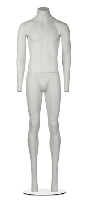 """""""NEW"""" Packshot Slim MS01 – Pánská figurína pro fotografování na e-shopy"""