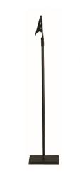 Quadro - stojánek na cenovku, 60 cm, č. P160.1400.0180.1001