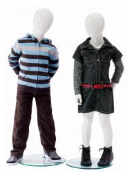 Dětské figuríny abstraktní